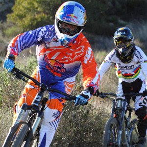 Danny Hart and Ken Roczen Moto / MTB Day