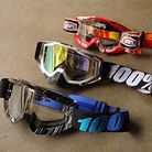 100% Goggles with Andrew Neethling