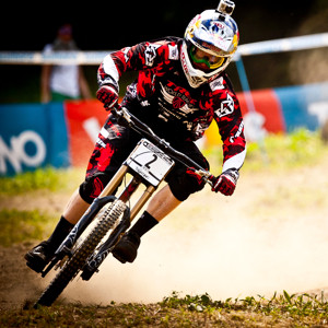7.85-second Victory, Aaron Gwin Shuts Down the Val di Sole World Cup
