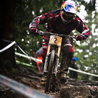 WET AND WILD: World Champs DH Practice in the Mud