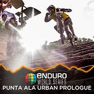 RACING ACTION: Urban Prologue from Enduro World Series, Punta Ala