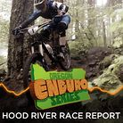 Enduro Racing Action from Hood River, Oregon Enduro Series