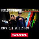 Fort William World Cup Kick Off Slideshow
