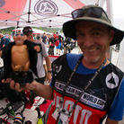 Gary Perkin's One Roll Challenge at the 2013 Fort William World Cup