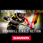 DOWNHILL FINALS SLIDESHOW - Val di Sole World Cup
