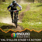 ENDURO ACTION: Stages 1-3 from Val d'Allos Enduro World Series