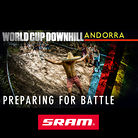 PREPARING FOR BATTLE: Andorra World Cup
