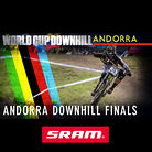 ANDORRA WORLD CUP DOWNHILL FINALS SLIDESHOW