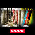 PRIMED FOR PINNING: Hafjell World Cup Downhill Saturday Slideshow