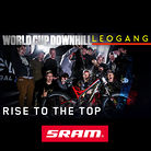 RISE TO THE TOP: Leogang World Cup Downhill Finals