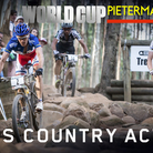 World Cup Cross Country Race Action from Pietermaritzburg