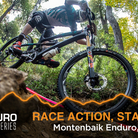 Race Action from Enduro World Series - Stages 1 through 3 from Chile and the Montenbaik Enduro