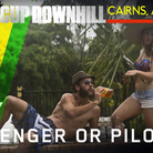 Cairns World Cup Downhill Qualifying Slideshow - Passenger or Pilot?