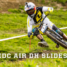iXS European DH Cup, Air DH from Les 2 Alpes