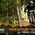 Enduro World Series Race Action - Stages 1-3 from La Thuile, Italy