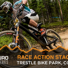 Enduro World Series Race Action - Stages 6 - 7 from Trestle Bike Park