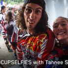 #WorldCupSelfies with Tahnee Seagrave
