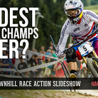 SLIDESHOW: Wildest World Champs Ever? Victory and Carnage in Hafjell, Norway