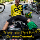 Trans Provence Pro BAG Check with Jerome Clementz