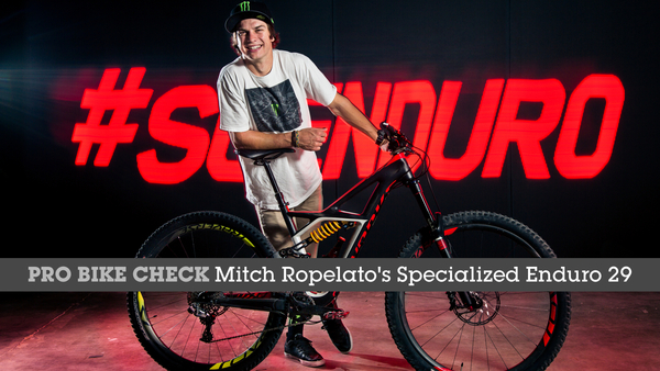 Pro Bike Check: Mitch Ropelato's Specialized Enduro 29