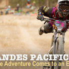 The Adventure of the 2015 Andes Pacifico Comes to an End