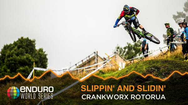 Enduro World Series, Crankworx Rotorua Day 1 Slideshow