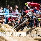 MIND BLOWN! Lourdes World Cup Downhill Finals Action Slideshow