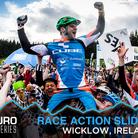 RACE ACTION SLIDESHOW - Enduro World Series, Wicklow, Ireland