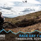 RACE DAY 1 of 2 - Enduro World Series, Tweedlove, Scotland