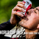 Mont Sainte Anne World Cup Downhill Race Day Slideshow