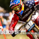 World Cup Downhill Finals Race Day Slideshow - Val di Sole