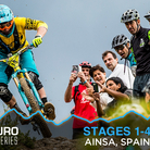 Enduro World Series, Ainsa - Stages 1-4 Action