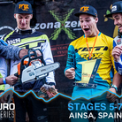 Enduro World Series, Ainsa - Stages 5-7 Action