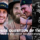 RAMPAGE QUESTION OF THE DAY - What are you most excited about?