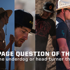 RAMPAGE QUESTION OF THE DAY - Who's the underdog or head-turner this year?