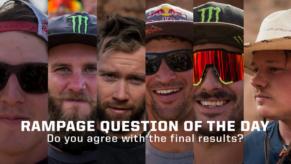 RAMPAGE QUESTION OF THE DAY - Do you agree with the results?