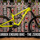 Carbon Enduro Gearbox Bike - The Zerode Taniwha
