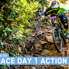 Enduro World Series Race Action from Corral, Chile