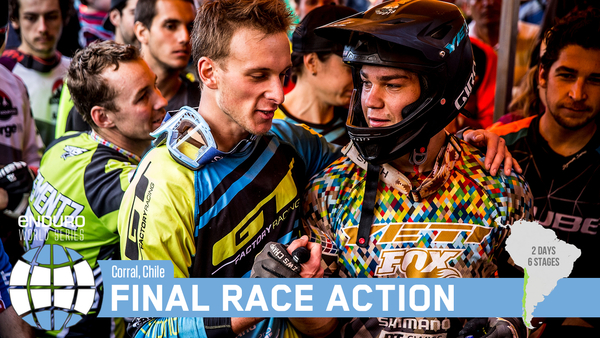 Final Day Race Action from EWS Corral, Chile