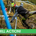 Downhill Action from the Lourdes World Cup