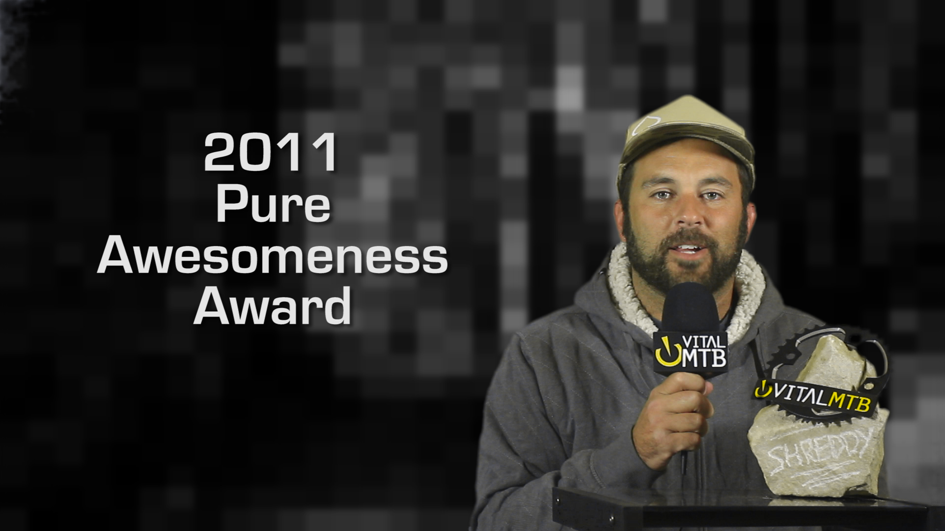 2011 Vital MTB Shreddy Awards - Pure Awesomeness Honors