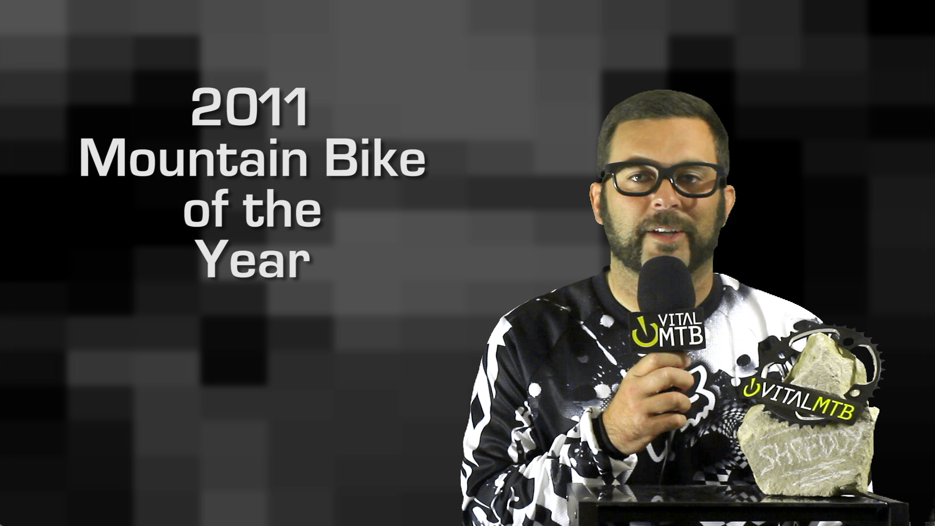 2011 Vital MTB Shreddy Awards - Mountain Bike of the Year