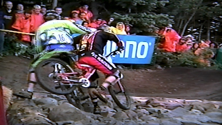 Video Vault: 2001 UCI World Cup, Durango Colorado