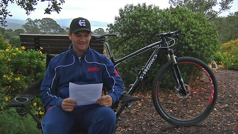 17 Questions: Chad Reed