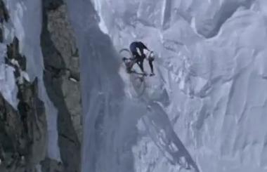Extreme Snow Mountain Biking from Warren Miller