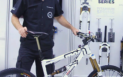 A Look at the Fox Racing Shox DOSS Adjustable Seat Post