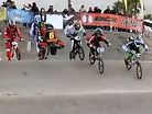 Epic BMX Racing Crash