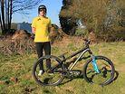 Bike Check: Sam Reynolds' Polygon Prototype