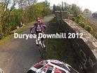 2012 Duryea Downhill Course Helmet Cam