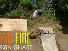 Rapid Fire: Aaron Chase